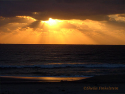 sunrise in Delray Beach