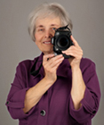 Portrait photo of Sheila Finkelstein, Photographer, Writer, Artist, Relationship Coach
